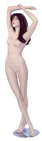 XCN-15 Γυναικεία ολόσωμη κούκλα πολυεστερική